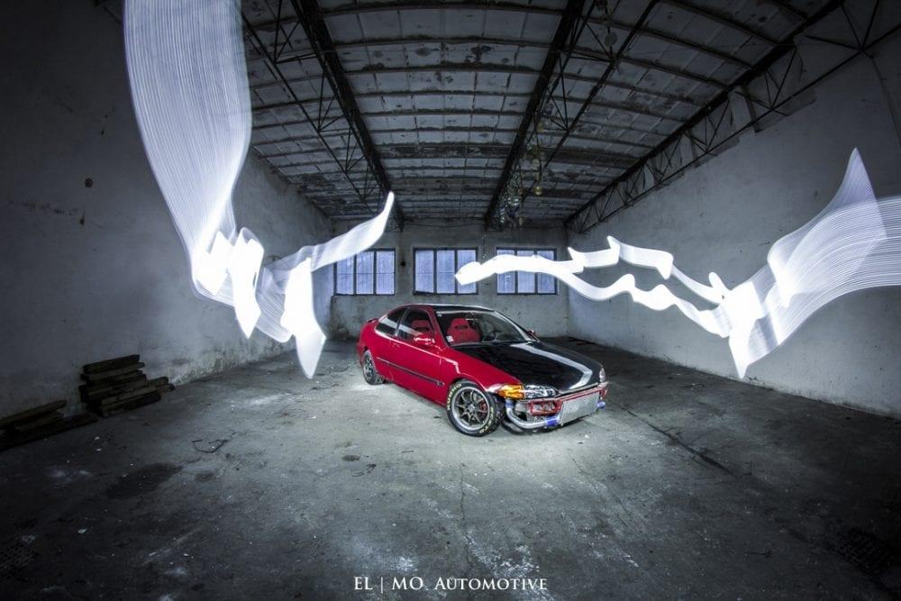 Honda Civic Turbo