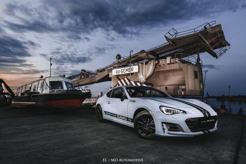 Fotenie Subaru BRZ