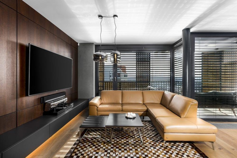 Dizajnovy interier