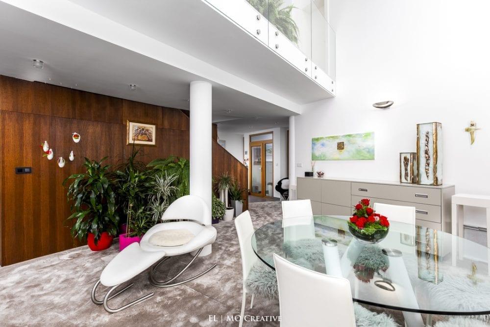 Fotenie luxusneho interieru