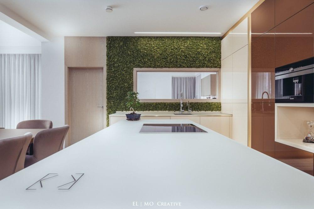 Dizajnovy interier domu v Bratislave