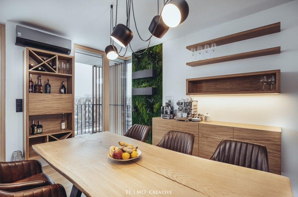 Dizajnovy interier domu Trencin