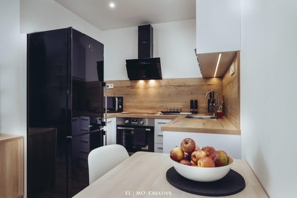 Rekonstrukcia kuchyne v byte