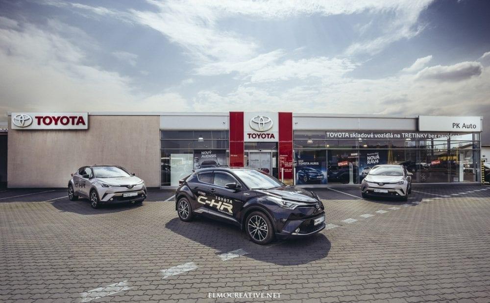 Showroom Toyota Presov
