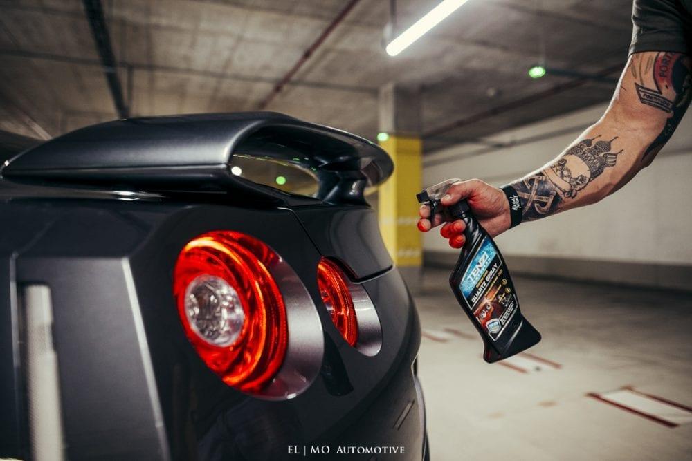 Produktova fotka autokozmetika