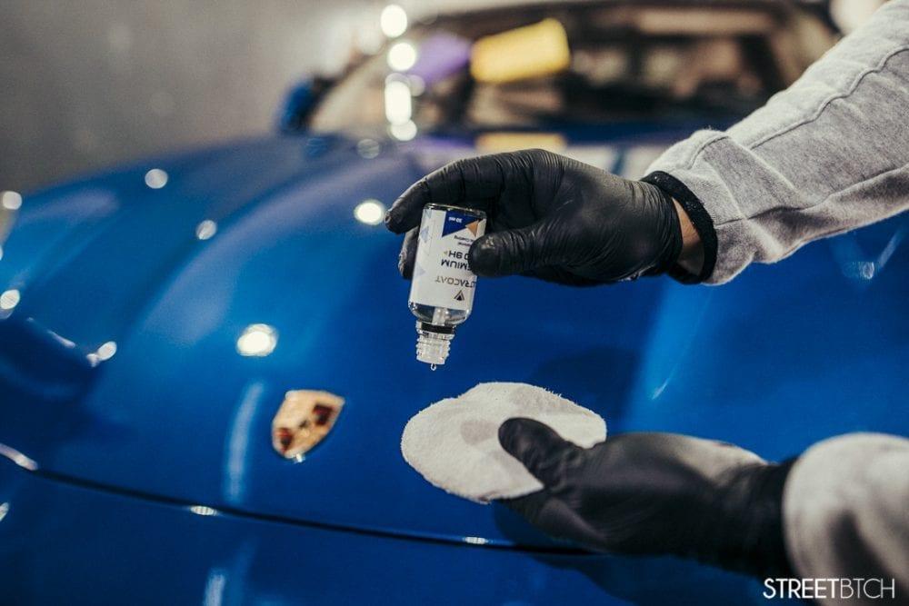 Fotenie autokozmetiky detailng