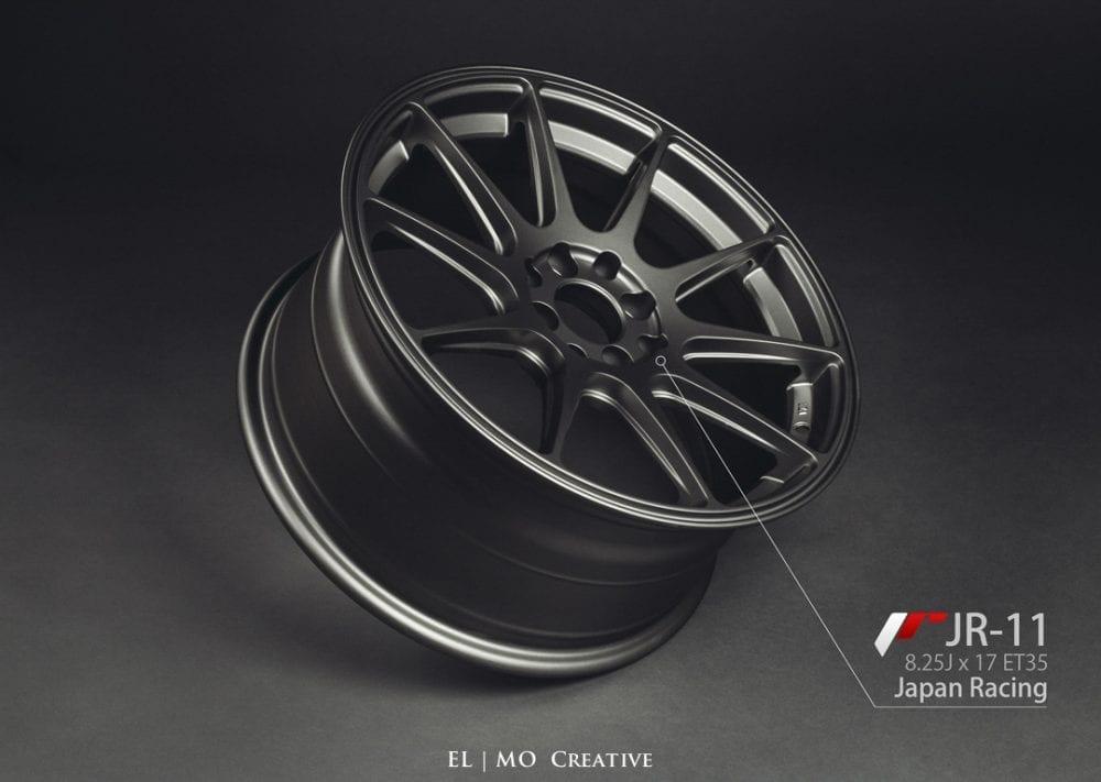 Produktova fotka koleso